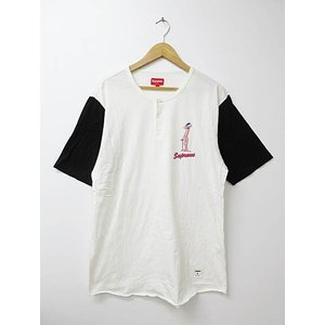 210f3419a589 シュプリーム SUPREME 14SS Pink Panther Henley ピンクパンサー ヘン.