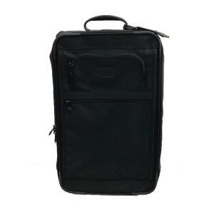 a711440793 トゥミ TUMI エクスパンダブル ソフト スーツケース キャリーバッグ 2279D3 黒 ブラック 63L ビジネス ガーメントカバー  メンズ【中古】【ベクトル 古着】