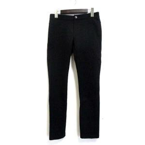 アンタイトル UNTITLED パンツ 1 S 黒 ブラック...