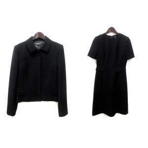 【中古】ミチコロンドン MICHIKO LONDON KOSHINO ワンピース ジャケット スーツ...