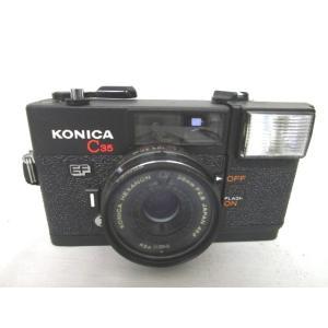 コニカ KONICA C35 EF フィルムカメラ コンパクトカメラ 38mm F2.8 0610【中古】【ベクトル 古着】