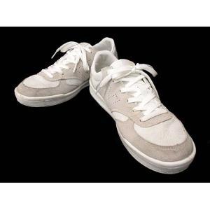 ニューバランス NEW BALANCE スニーカー ローカット メッシュ 白 ホワイト 26.5cm CRT300 靴 シューズ メンズ【中古】【ベクトル 古着】|vectorpremium