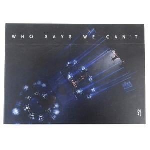 【中古】美品 SiM WHO SAYS WE CAN'T【初回限定盤】【Blu-ray】フォトブック付き N  【ベクトル 古着】|vectorpremium