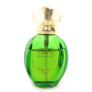 【中古】クリスチャンディオール Christian Dior 香水 タンドゥル ポワゾン 30ml EDT オーデトワレ 残量8割 レディース 【ベクトル 古着】|vectorpremium