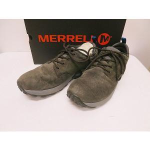 メレル MERRELL jungle lace ac+ ジャングルレース  シューズ 28cm メンズ【中古】【ベクトル 古着】|vectorpremium
