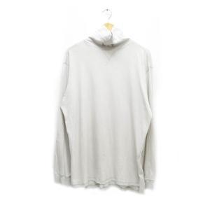 【中古】エッセイ ESSAY 18SS HIGHNECK TEE ハイネック ロング Tシャツ 長袖 M 灰色 グレー ブランド古着ベクトル 中古 200607 0016 メンズ|vectorpremium
