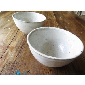 【中古】未使用品 ボウルガーデン bowlgarden スタジオM STUDIO M 粉引飯碗 小 茶碗 食器 小皿 /Z  【ベクトル 古着】|vectorpremium