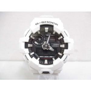 カシオジーショック CASIO G-SHOCK GA-700-7AJF 5522 腕時計 白 ホワイ...
