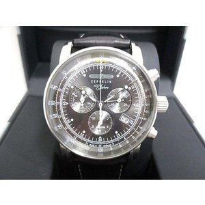 【中古】ツェッペリン ZEPPELIN 7680-2 腕時計100周年記念モデル ウォッチ クォーツ...
