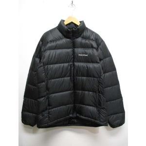 【中古】未使用品 モンベル Montbell 1101608 ライトアルパイン ダウン ジャケット ...