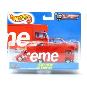 未使用品 シュプリーム SUPREME ★AA☆19SS Hot Wheels Fleet Flye...