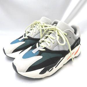 アディダス adidas ★AA☆YEEZY BOOST 700 WAVE RUNNER 27cm イージーブースト 靴スニーカー メンズ 【中古】【ベクトル 古着】|vectorpremium