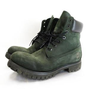 【中古】ティンバーランド Timberland 6inch Premium Boot Black N...