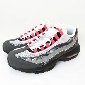 【中古】ナイキ NIKE ATMOS AIR MAX 95 PRINT WE LOVE NIKE P...