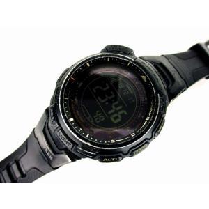 【中古】カシオ CASIO 腕時計 ウォッチ PROTREK プロトレック デジタル PRW-130...