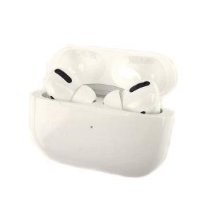 【中古】Apple アップル AirPods Pro MWP22J/A エアポッズ プロ ワイヤレス イヤホン ホワイト メンズ レディース 【ベクトル 古着】 vectorpremium