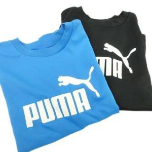 【中古】プーマ PUMA トップス Tシャツ 半袖 2枚セット キッズ 男の子 子供服 サッカー 1...