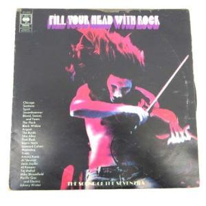 【中古】洋楽レコード LP盤 fill your head with rock 1970年UK CBS 2枚組 CBS レーベルオムニバス 23曲 C030419 その他 【ベクトル 古着】|vectorpremium