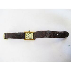 カルティエ Cartier マストタンク 腕時...の詳細画像3
