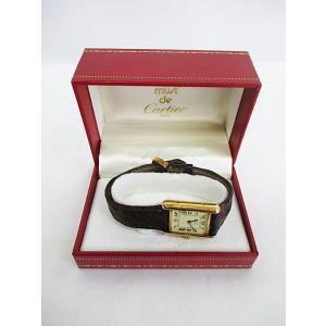 カルティエ Cartier マストタンク 腕時...の詳細画像5
