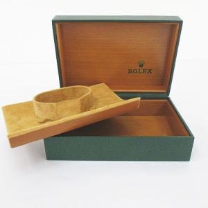 【中古】ロレックス ROLEX 外箱 内箱 冊子 腕時計入れ 純正 付属品 緑系 グリーン その他 【ベクトル 古着】|vectorpremium