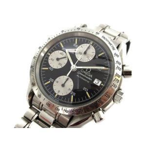 オメガ OMEGA スピードマスターデイト 腕時計 自動巻き オートマ クロノ シルバー 3511-50 /☆K メンズ【中古】【ベクトル 古着】 vectorpremium
