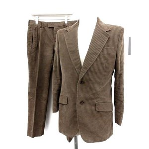 4d57062547f4 グッチ GUCCI スーツ セットアップ 上下 ジャケット パンツ カーキ 46R /TU メンズ【中古】【ベクトル 古着】