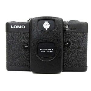 ロモグラフィー Lomography フィルムカメラ 黒 LC-A minitar 1 ジャンク /☆K【中古】【ベクトル 古着】