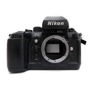 ニコン Nikon F4 フィルムカメラ 一眼レフ 黒 ジャンク /TU【中古】【ベクトル 古着】