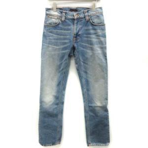ヌーディージーンズ nudie jeans Thin Finn デニムパンツ ジーンズ W30 L3...