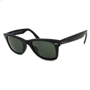 【中古】レイバン RAY BAN ウェイファーラー WAYFARER サングラス 眼鏡 52□22 ...
