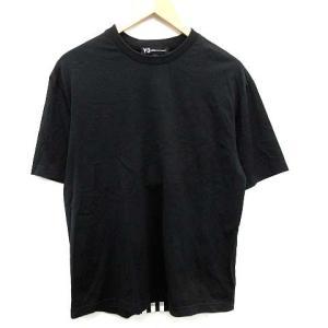 【中古】ワイスリー Y-3 ヨウジヤマモト アディダス 19SS Tシャツ カットソー Signat...