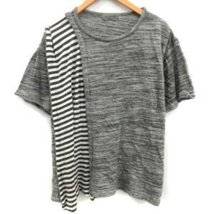 【中古】ヨウジヤマモトプールオム YOHJI YAMAMOTO POUR HOMME Tシャツ カッ...