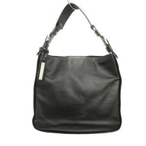 【中古】土屋鞄製造所 土屋鞄 バッグ ショルダー ハンド 2way レザー 黒 ブラック /YT ●...
