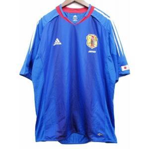 【中古】アディダス adidas サッカー 日本代表 2004-2005 ユニフォーム 366417...