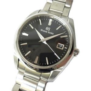 グランドセイコー GRAND SEIKO ヘリテージコレクション 腕時計 美品 黒 SBGX261 ...
