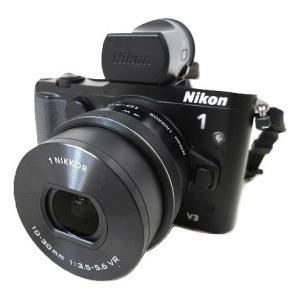 【中古】ニコン Nikon 1 V3 カメラ本体 その他まとめ 動作品  【ベクトル 古着】  【実...
