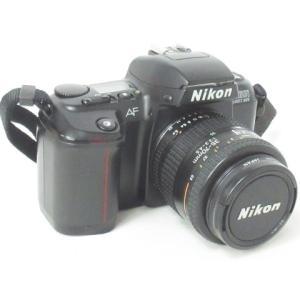 【中古】ニコン Nikon AF NIKKOR レンズ 1:3.3-4.5 35-70mm + フィルムカメラ AF F-601 NST 0922 その他 【ベクトル 古着】