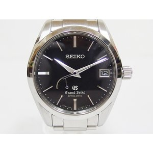 グランドセイコー GRAND SEIKO スプリングドライブ SPRING DRAIVE 自動巻 腕時計 SBGA085 箱付き メンズ 【中古】【ベクトル 古着】|vectorpremium