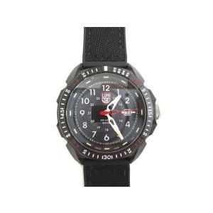 ルミノックス LUMINOX 1001 ICE-SAR アークティック 1000 シリーズ 腕時計 ブラック メンズ 【中古】【ベクトル 古着】|vectorpremium