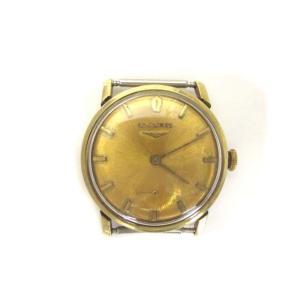 【中古】ロンジン LONGINES 腕時計 10K GOLD FILLED 手巻き 金張り ヴィンテージ アンティーク ウォッチ ゴールド メンズ レディース 【ベクトル 古着】|vectorpremium