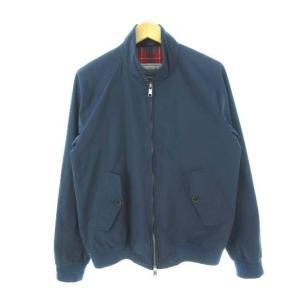 【中古】バラクータ BARACUTA G9 ハリントンジャケット 英国製 スイングトップ 13011...