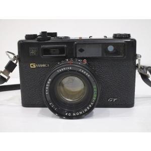 ヤシカ YASHICA ELECTRO 35 45mm ブラック フィルムカメラ ジャンク 1009【中古】【ベクトル 古着】
