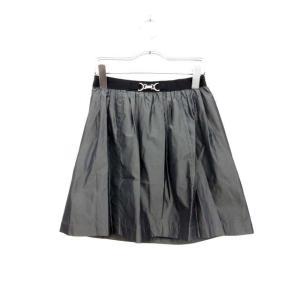 アンタイトル UNTITLED スカート フレア ミニ 0 ...