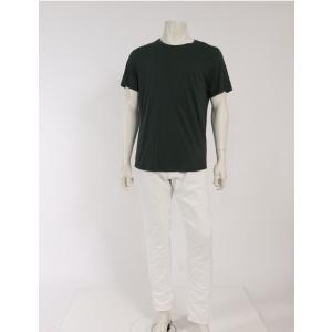 セオリー theory Tシャツ カットソー 緑 グリーン ...