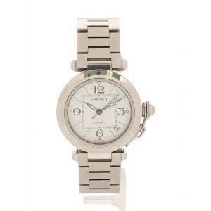 カルティエ Cartier 腕時計 パシャC ボーイズ デイ...