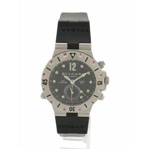 ブルガリ BVLGARI 腕時計 ディアゴノ スクーバ GM...