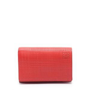 pretty nice 5c611 a8e85 ロエベ 財布 二つ折り レディース 赤の商品一覧 通販 - Yahoo ...