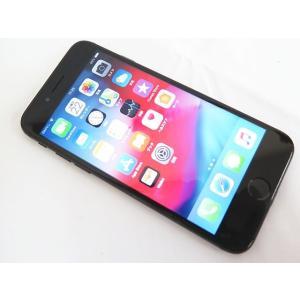 【中古】iPhone7 32GB NNCE2J/A simロック解除 simフリー ドコモ ブラック 〇判定 sa6311  【ベクトル 古着】