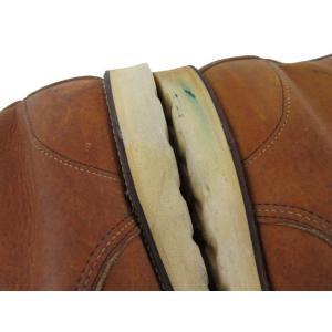 レッドウィング REDWING ブーツ 875 97年 犬刻印 アイリッシュセッター レザー 本革 ブラウン 茶 8 E デッドストック 廃盤 靴 メンズ【中古】【ベクトル 古着】|vectorpremium|06